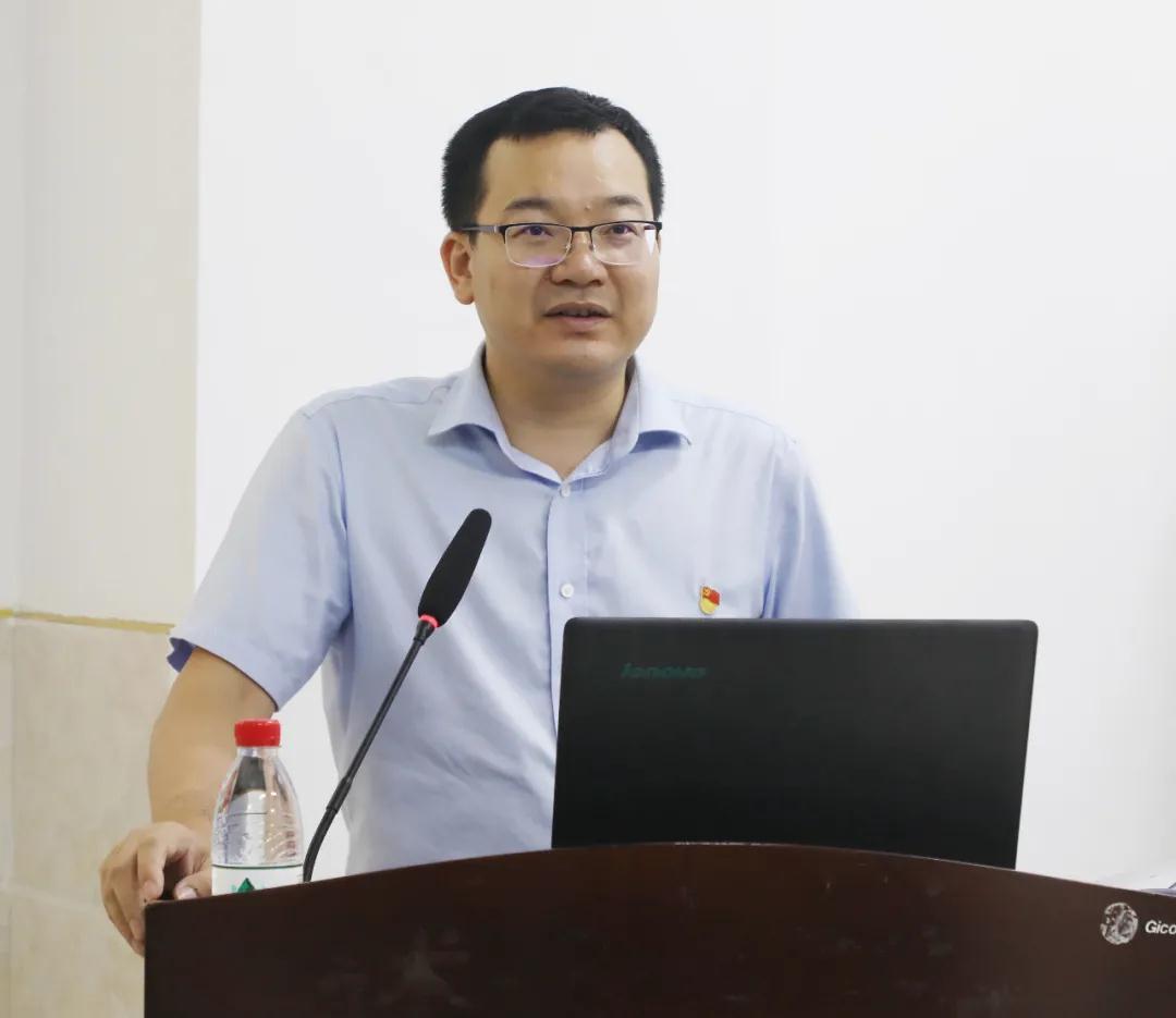 """自贸开投集团党支部召开庆""""八一""""活动"""